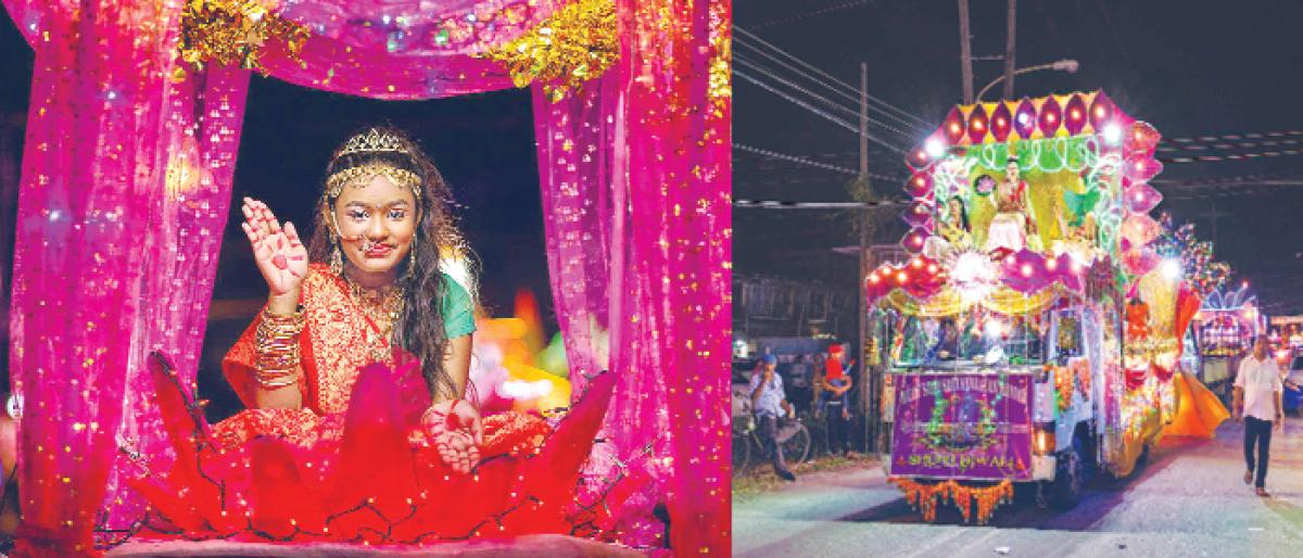 Tradition reloaded: Celebration of the Festival of Lights in Guyana