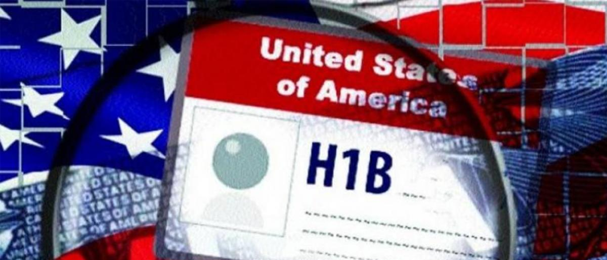 Dramatic increase in H-1B visas being held up, claims US tech companies