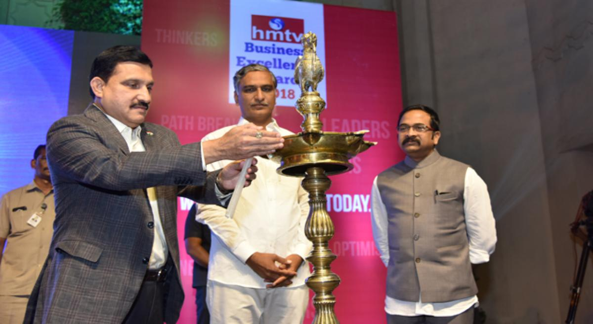 Y Sujana Chowdary calls for sustainable social infra