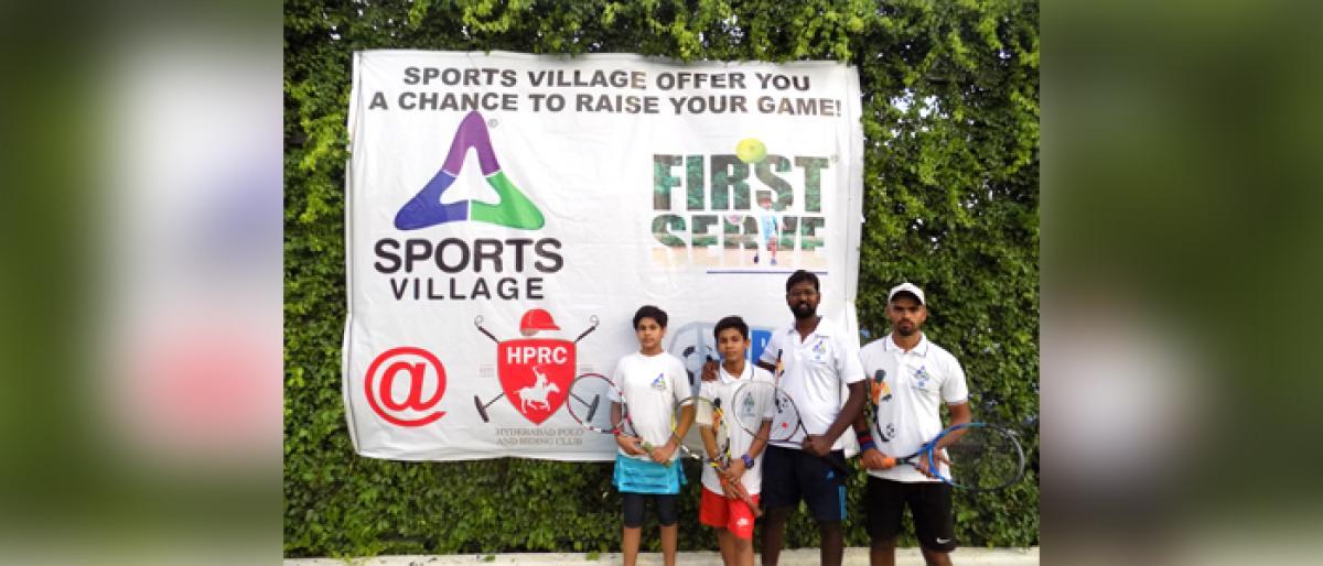 Sports Village @ HPRC