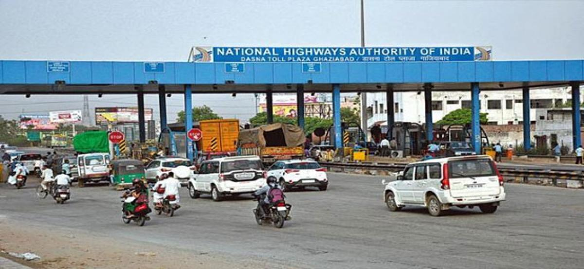 RFID smart cards to end waiting at toll booths soon