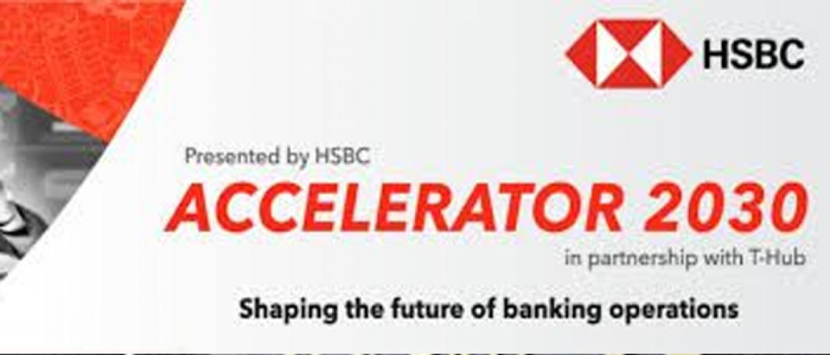 T-Hub selects 5 start-ups to develop solutions for HSBC