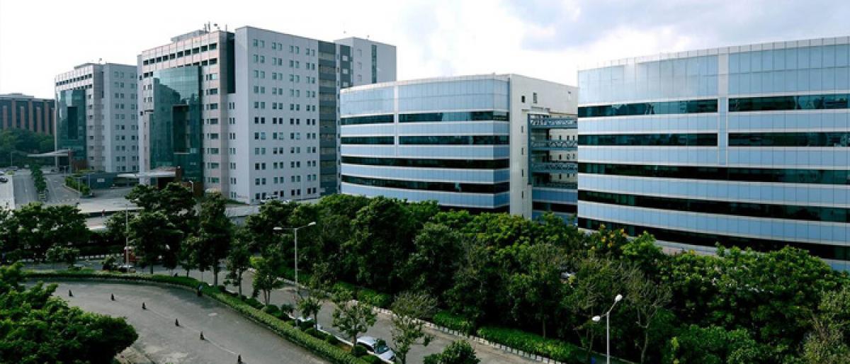 IT corridor drives office space demand in Hyderabad