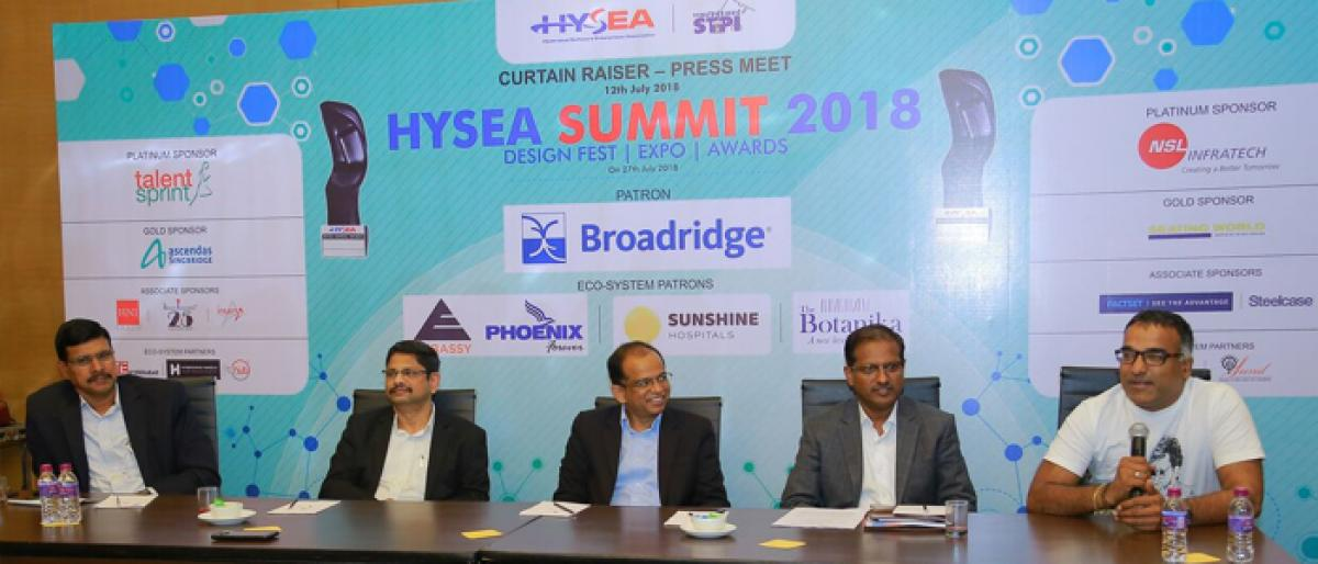 HYSEA annual summit and awards event on July 27