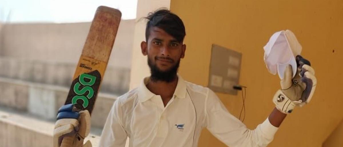 Hamdan gives edge to Nirmal