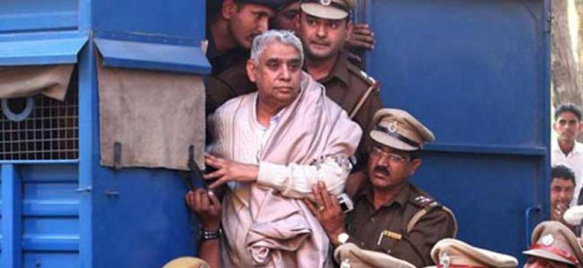 Self-styled godman Rampal convicted in 2 murder cases by Haryana court
