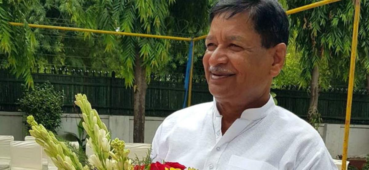 90% of our candidates in Lok Sabha and Assembly will lose: Haryana BJP MP Raj Kumar Saini