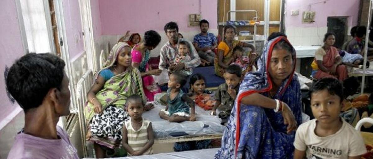 Health, education need govt patronage