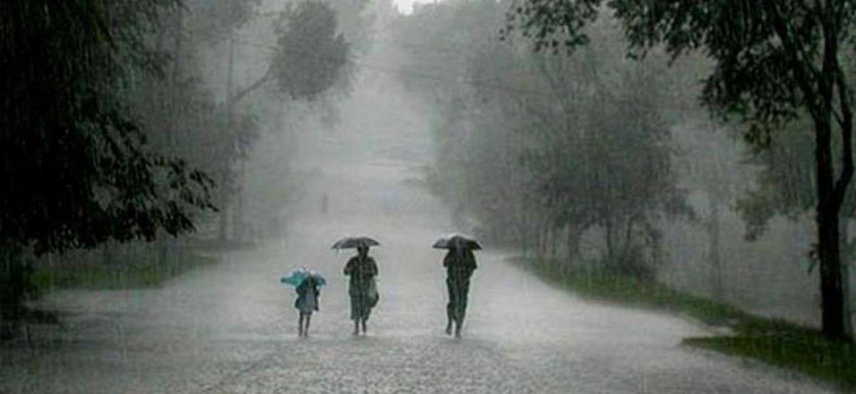 Heavy rains predicted in Telangana in next 24 hours