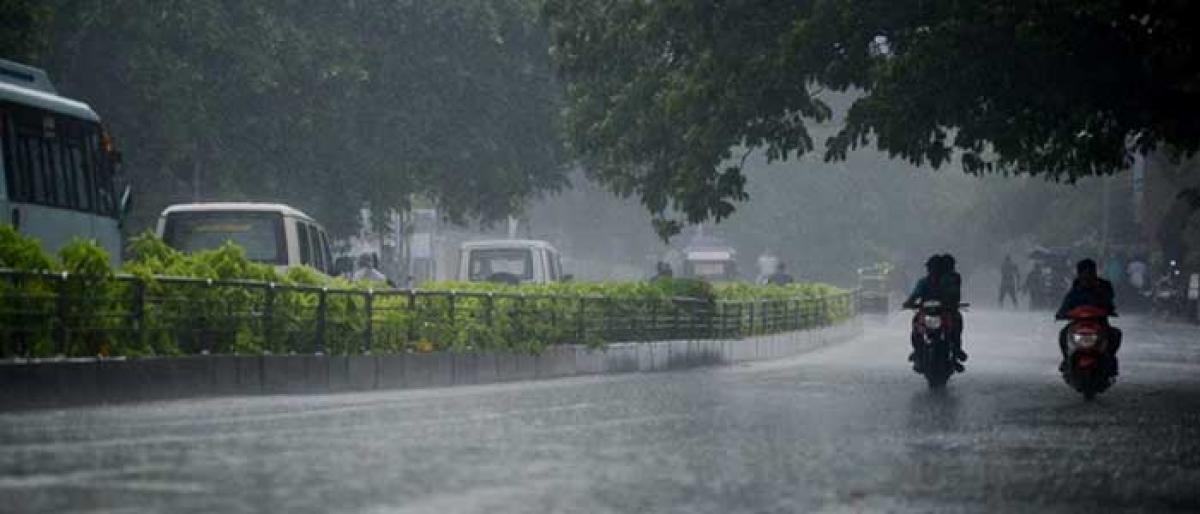 Heavy rains likely today