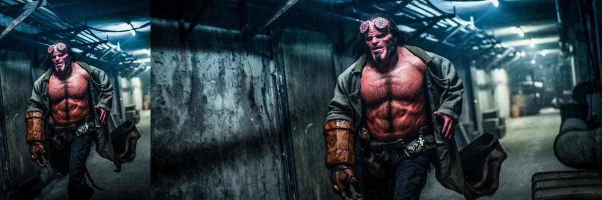 Hellboy Trailer is Here!