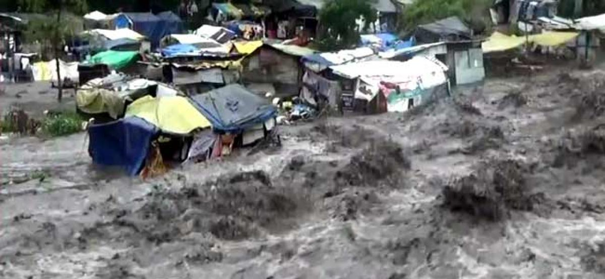 Himachal rains: 19 people rescued in Kullu