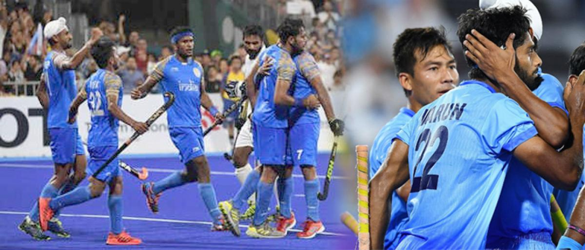 Asian Champions Trophy: Dilpreet