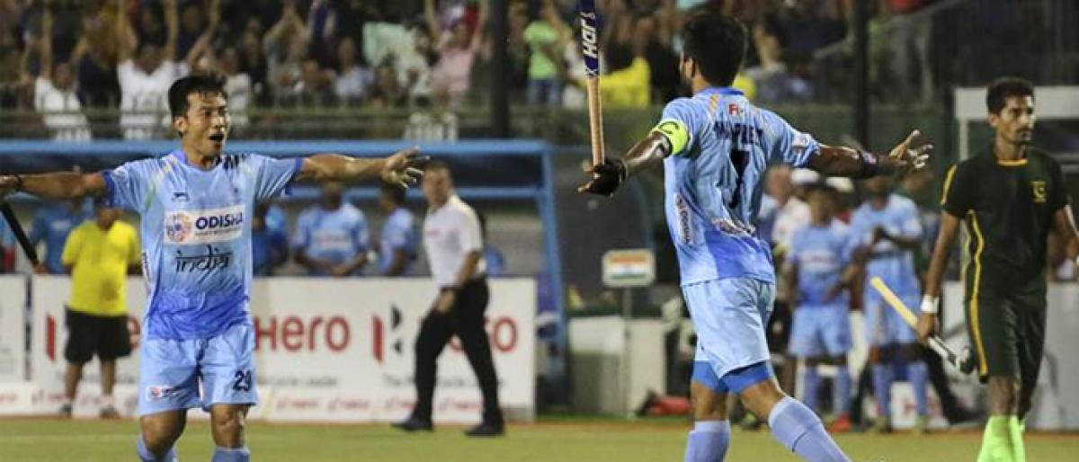 Asian Champions Trophy: India beat Japan; to face Pakistan in final