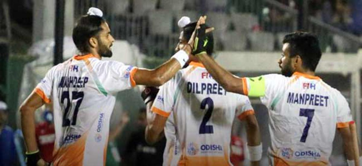 Asian Champions Trophy: India held to goalless draw by Malaysia