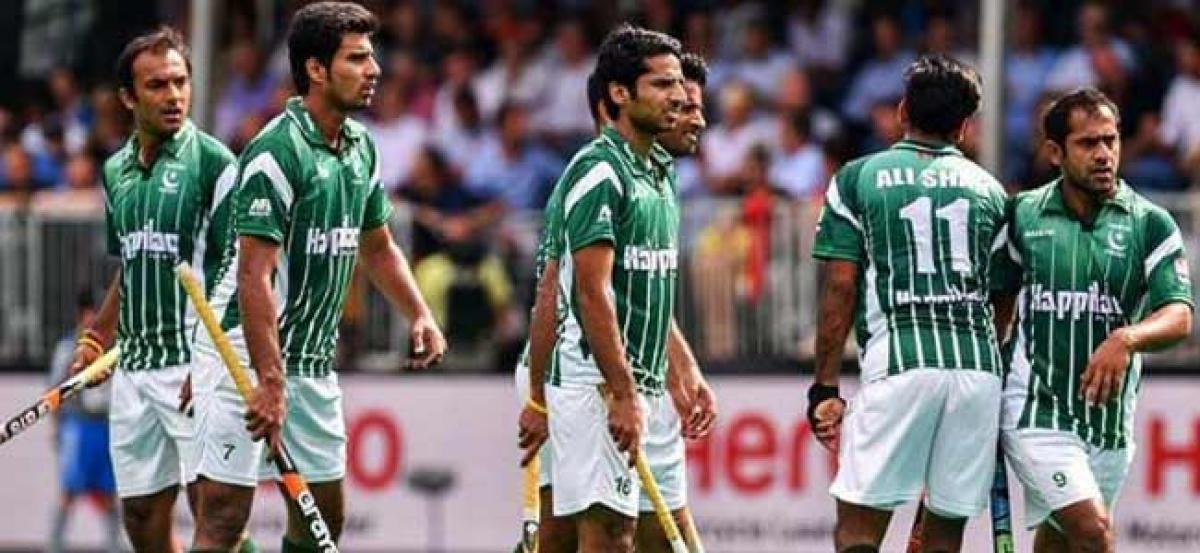 Pakistan team unsure about Hockey World Cup participation