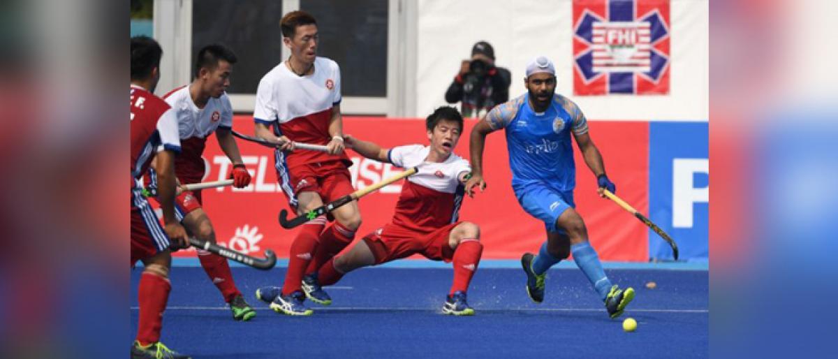 A 26-0 hockey win for India!