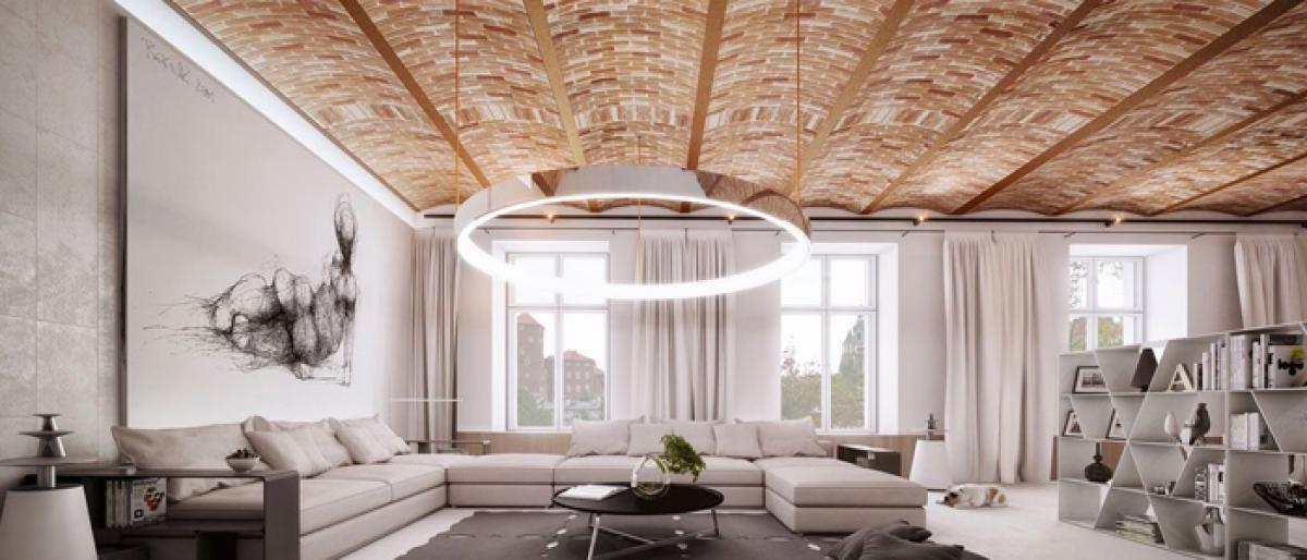 Freshen up your home with beautiful ceiling inspirations