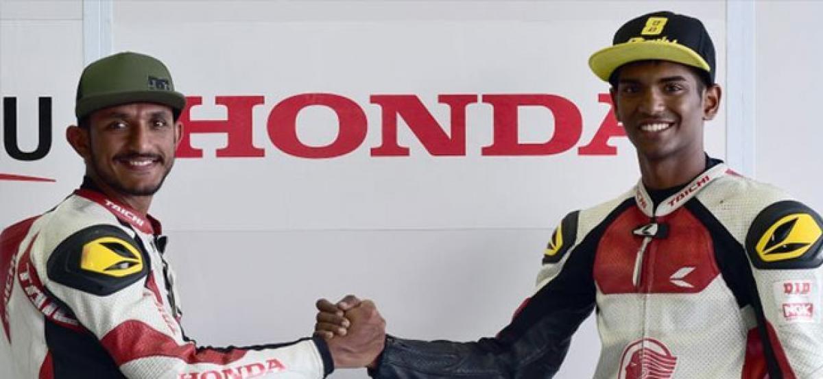 Honda Launches Idemitsu Honda Racing India Team