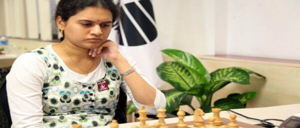 Humpy out of World Chess Championship