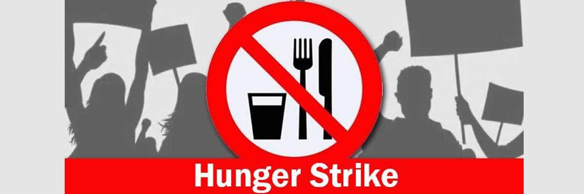 Private aided lecturers warn govt of hunger strike