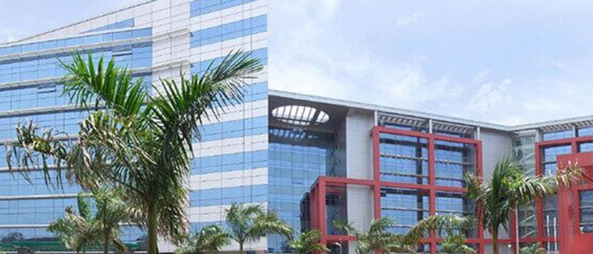 Hyderabad in top 4 cities with high demand for office space