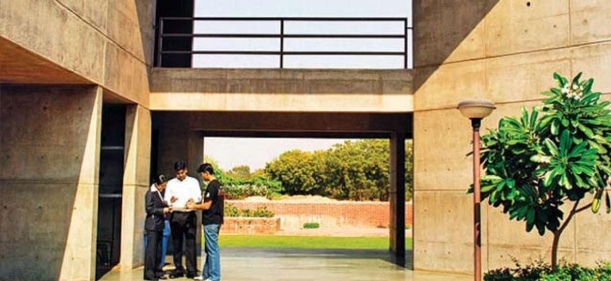 Slapped with Rs 52-crore GST notice, IIM Ahmedabad dials HRD Ministry for intervention