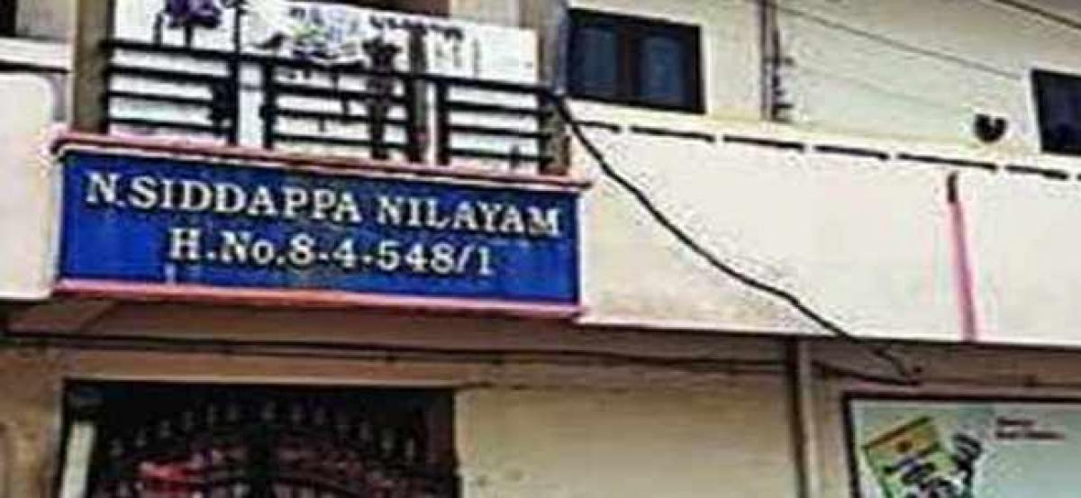 Hyderabad based company deposits and withdraws Rs 3,178 crore with a ghost address