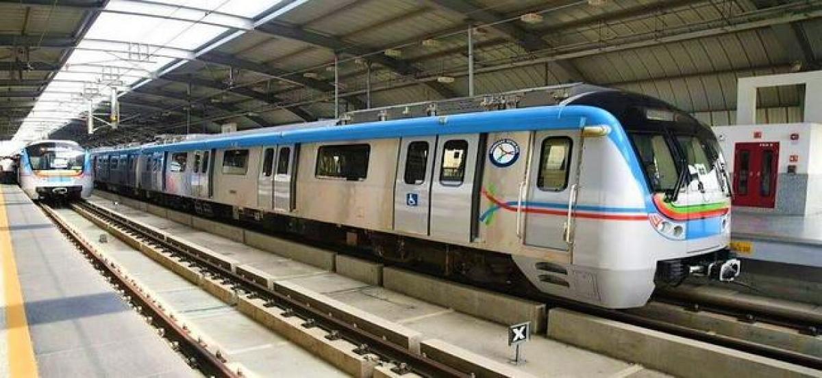 Vote for Hyderabad Metro Rail for international award