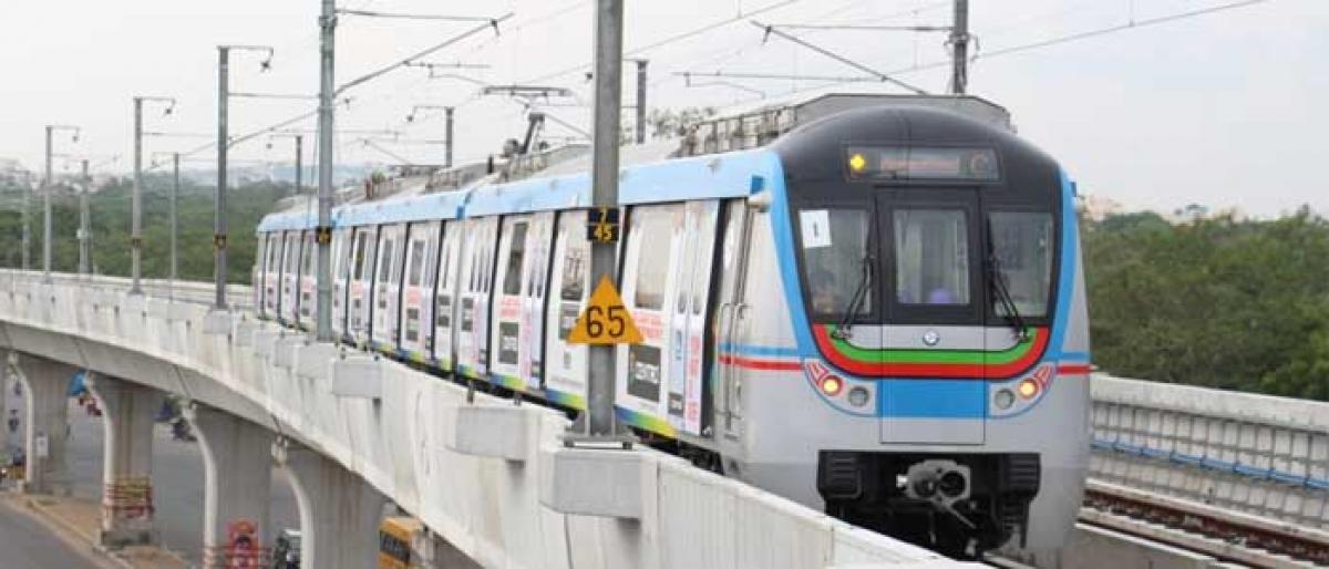 Hyderabad Metro Rail to complete Nagole-Hitech city corridor by December