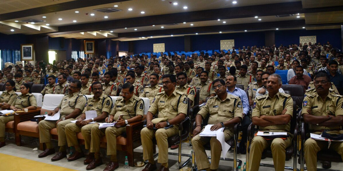 Hyderabad police to initiate steps to curb offences