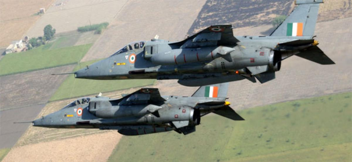 IAF invites online applications for Commissioned Officers