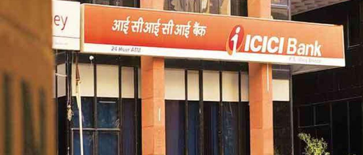 ICICI Bank shares soar 5 per cent