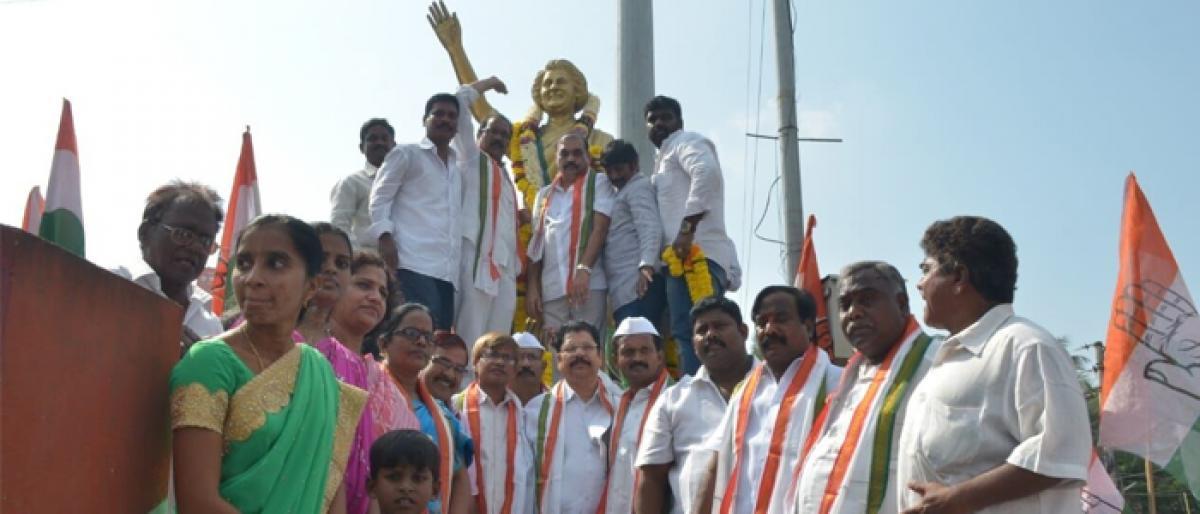Indira Gandhi remembered