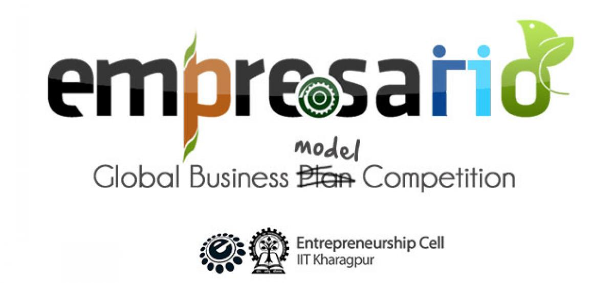 IIT Kharagpur's Annual Global Business Model Competition, Empresario Launched