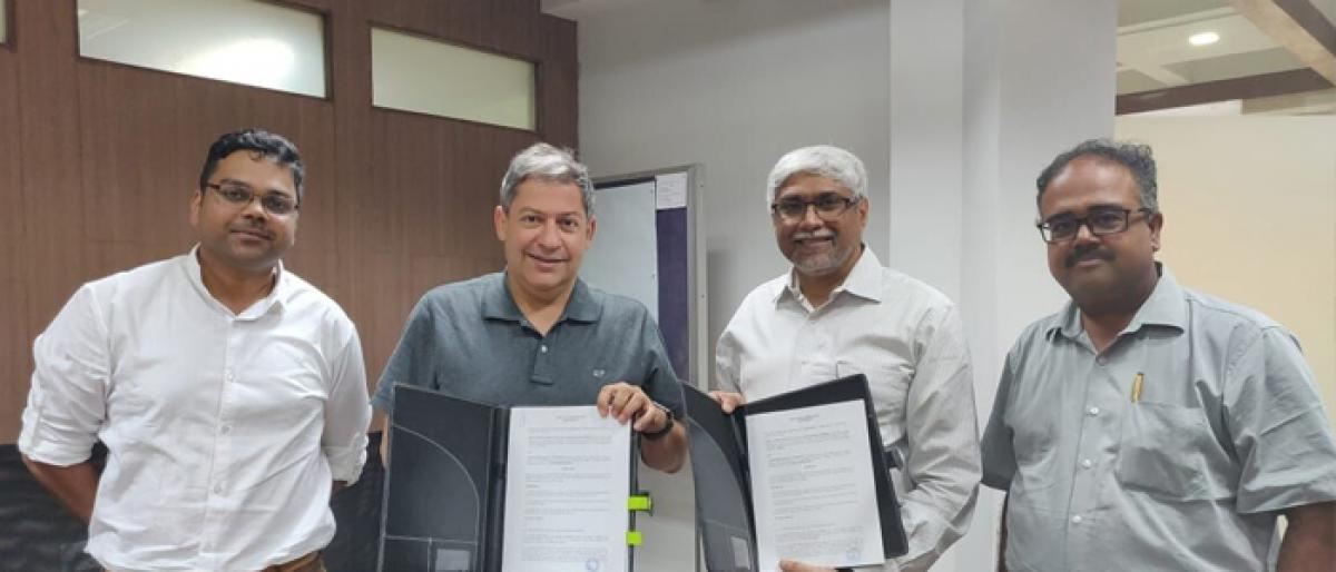 IIT-M signs MoU with North-Western University