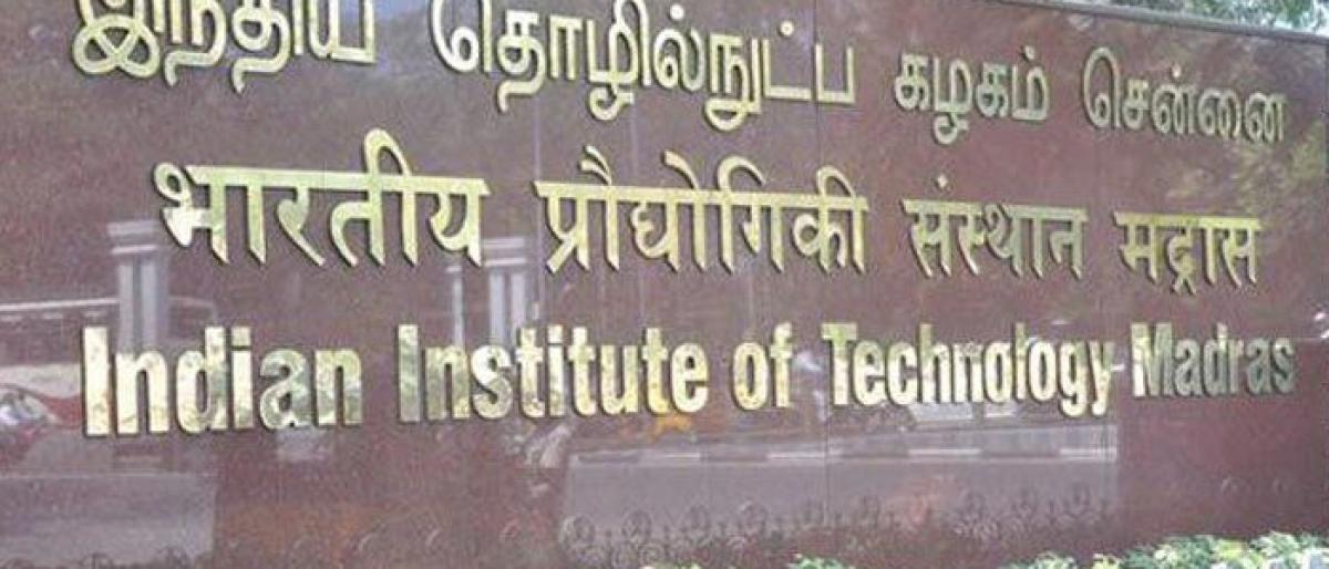 130 students receive pre-placement offers at IIT-Madras