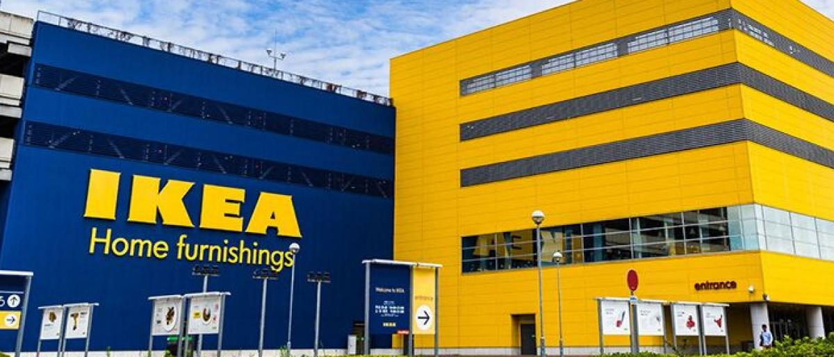 Ikea to launch e-com operations in India
