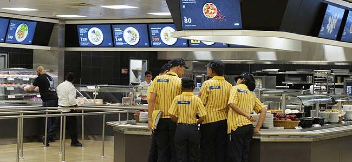 Hyderabad: IKEA stops serving Biryani, Samosa