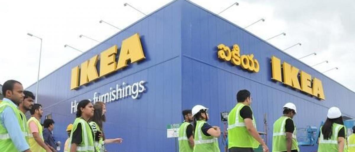 IKEA stops selling biryani after complaint
