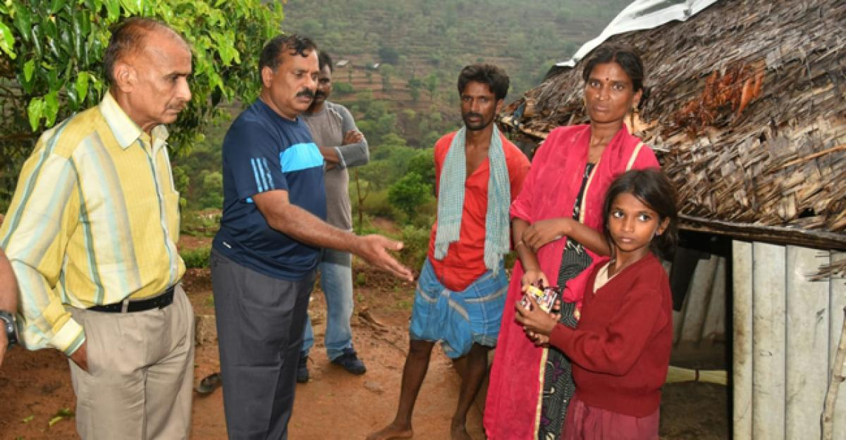 Illiteracy root cause for tribals falling prey to smugglers
