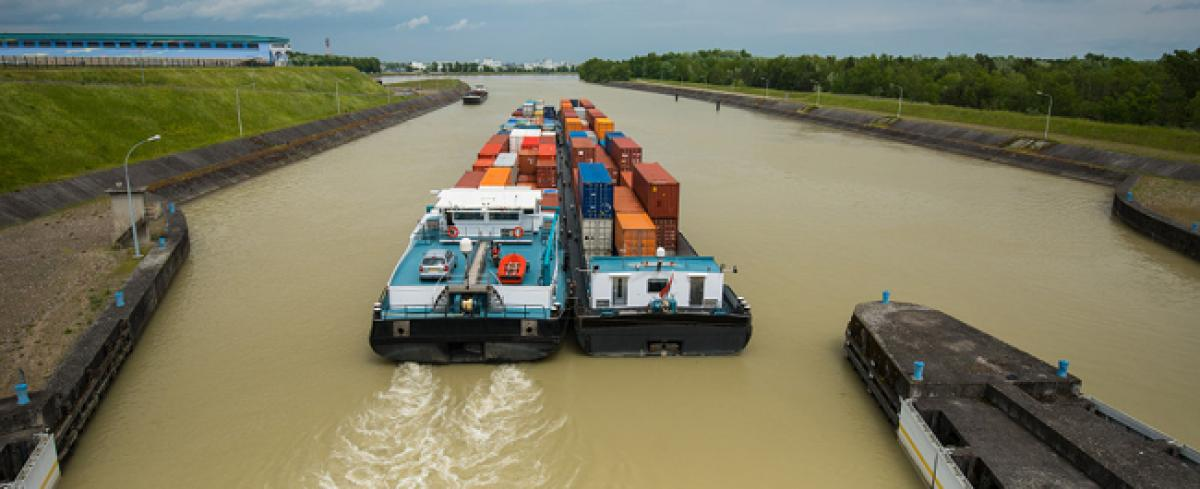 Inland Waterways set to become a reality in Telangana
