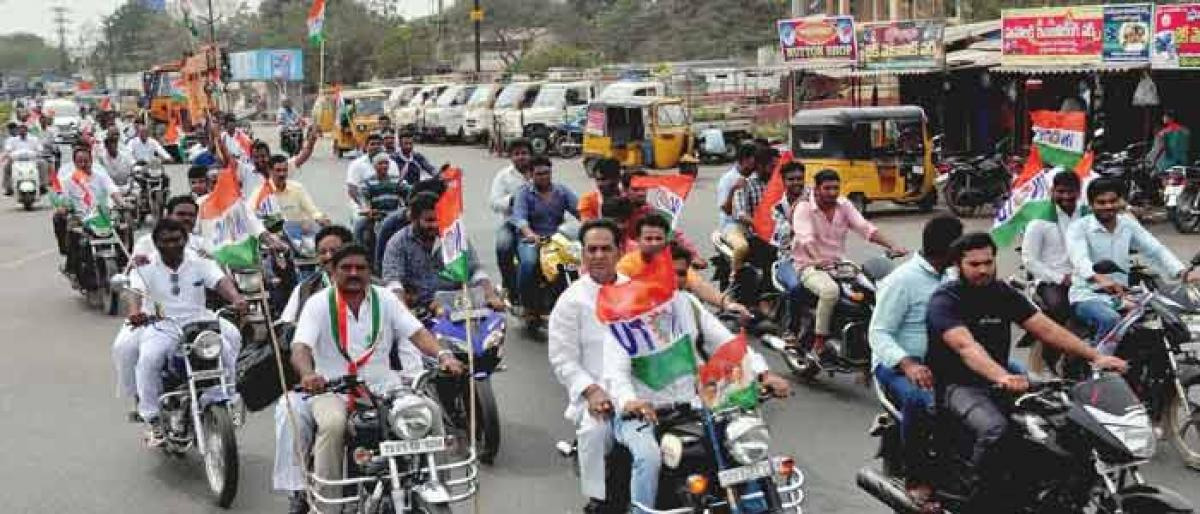 INTUC demands govt to solve workers issues