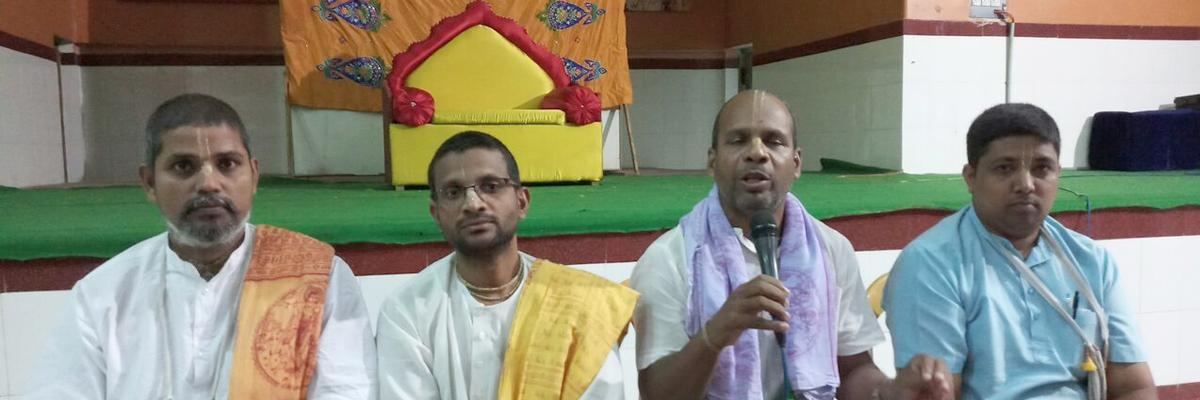 New panel for ISKCON appointed in Rajamahendravaram