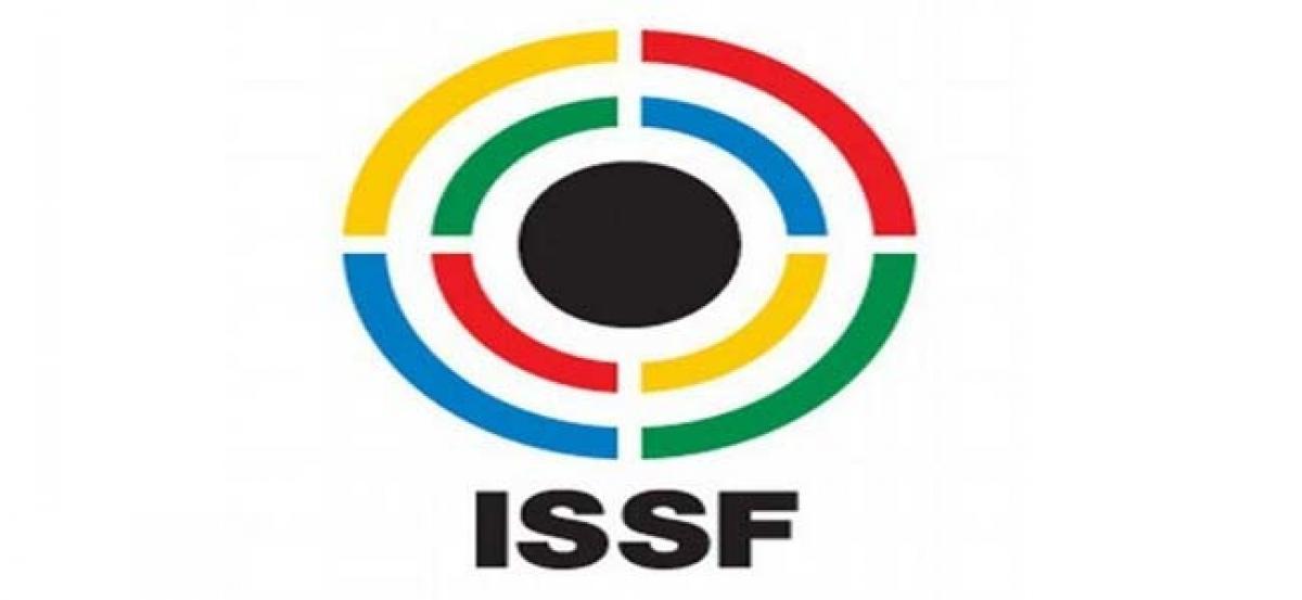 ISSF World Cship: Hriday Hazarika bags gold in 10m air rifle