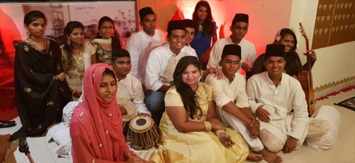 Regency Hotel Management College organises Iftar