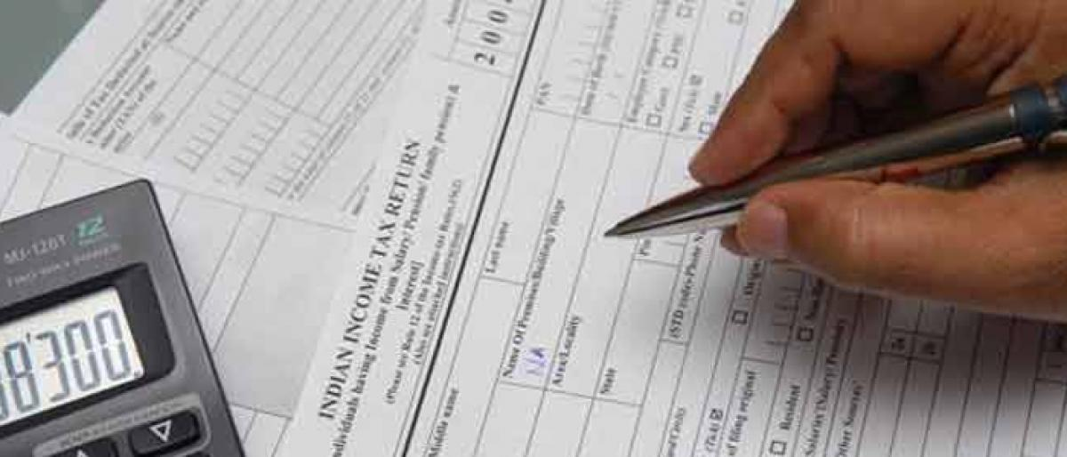 40 lakh ITRs to be filed this fiscal: ClearTax