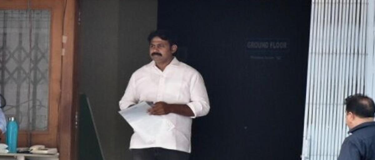IT sleuths grill Revanth's kin, aides