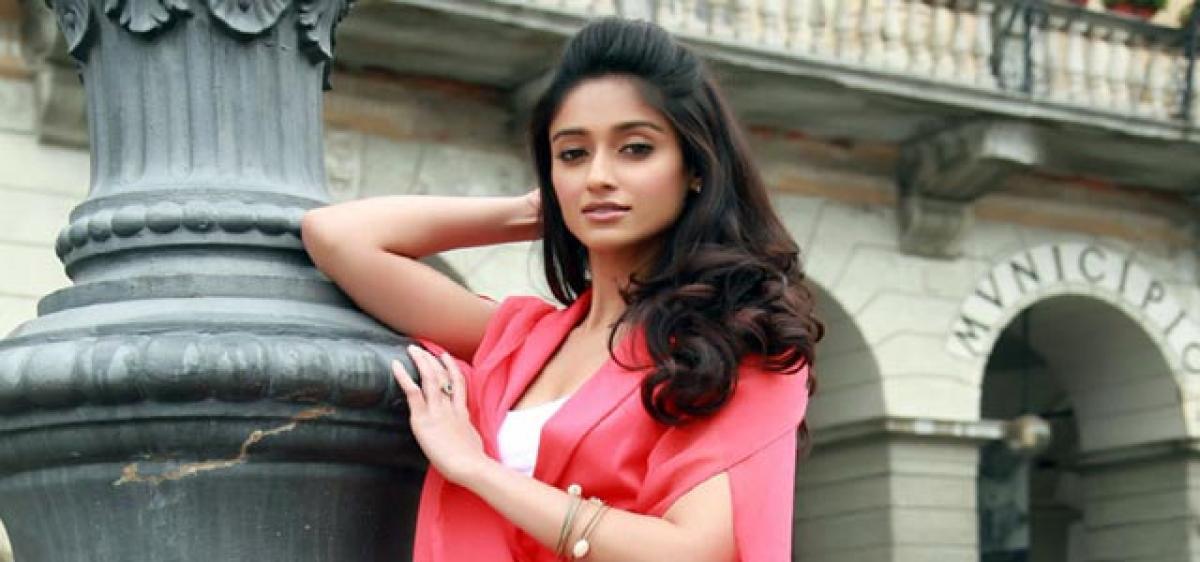 Ileana dubs in Telugu for 'Amar Akbar Anthony'