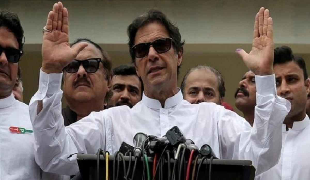 ECP to hear case against Imran Khan for controversial vote casting